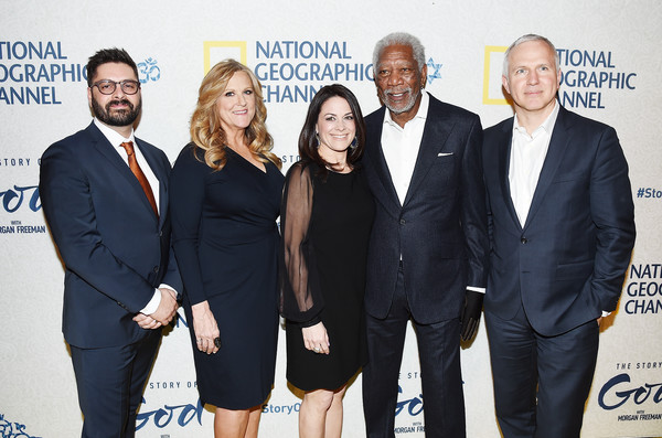 National Geographic 'The Story of God' with Morgan Freeman World Premiere