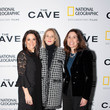 Courteney Monroe The Cave Screening + Q&A