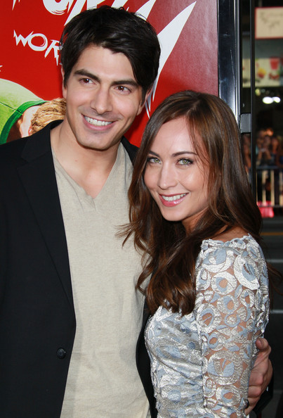 Courtney Ford and husband
