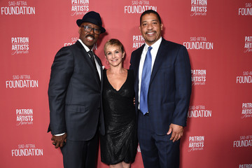 Courtney B. Vance SAG-AFTRA Foundation's 4th Annual Patron Of The Artists Awards - Arrivals