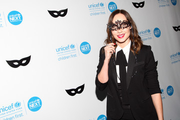 Courtney Ford UNICEF Next Generation Presents Its Third Annual UNICEF Black & White Masquerade Ball