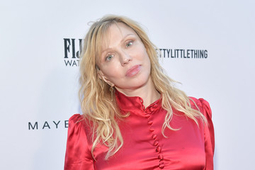 Courtney Love The Daily Front Row Fashion LA Awards 2019 - Red Carpet
