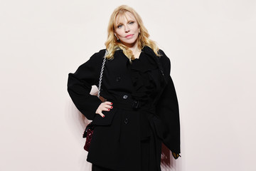 Courtney Love Tom Ford FW 2019 - Arrivals - New York Fashion Week: The Shows