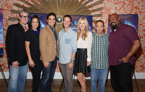 Disney's 'Aladdin' Broadway Press Day