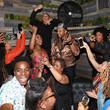 Courtney Sauls Justin Simien's 35th Birthday Party And Celebration of The Debut of Netflix's 'Dear White People' Season 2