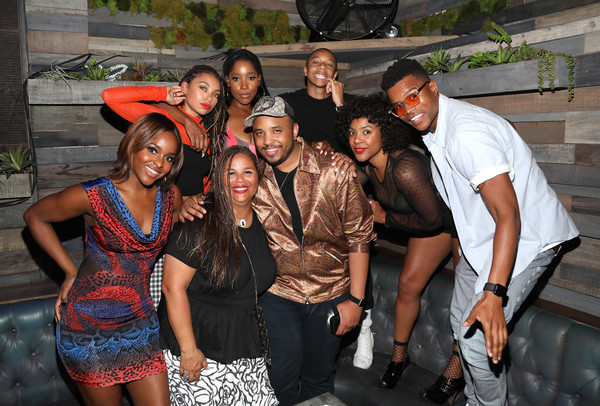 Justin Simien's 35th Birthday Party And Celebration of The Debut of Netflix's 'Dear White People' Season 2