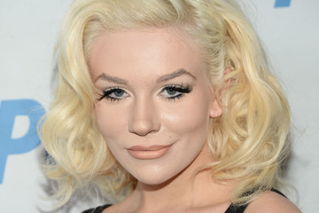 Courtney Stodden LA Launch Party for Prince's PETA Song