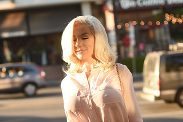 Courtney Stodden 'Unity' Los Angeles Premiere Screening and Q&A