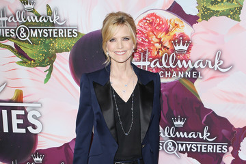 Courtney Thorne-Smith Hallmark Channel and Hallmark Movies and Mysteries Winter 2018 TCA Press Tour - Arrivals