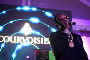 """Rapper 2Chainz of Def Jam Recordings, performs during the Courvoisier Cognac """"In Honor of Your City"""" Miami event during Art Basel on Saturday December 8, 2018. The event was the grand finale of the Courvoisier """"In Honor of Your City"""" tour and guestsenjoyed specialty Courvoisier Cognac cocktails throughout the evening."""