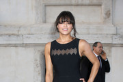 Michelle Rodriguez attends 'Couture / Sculpture' Vernissage Cocktail honoring Azzedine Alaia in the history of fashion as part of AltaRoma AltaModa Fashion Week Fall/Winter 2015/16 at Galleria Borghese on July 10, 2015 in Rome, Italy.