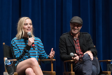 Craig Gillespie Margot Robbie Australians in Film Host Screening of 'I, Tonya'