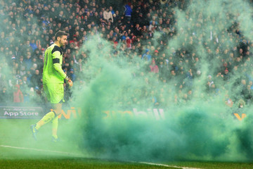 Craig Gordon Rangers v Celtic - Ladbrokes Scottish Premiership