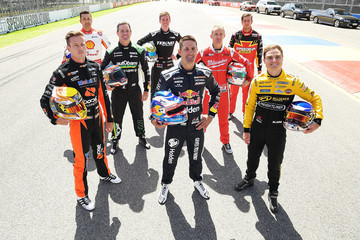 Craig Lowndes Supercars Adelaide 500 Previews