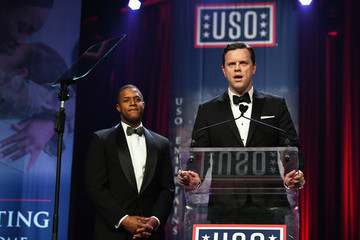 Craig Melvin USO 56th Armed Forces Gala + Gold Medal Dinner