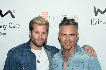 Craig Ramsay Chaz Dean Denim, Diamond & Gold Summer Party Benefiting Love Is Louder