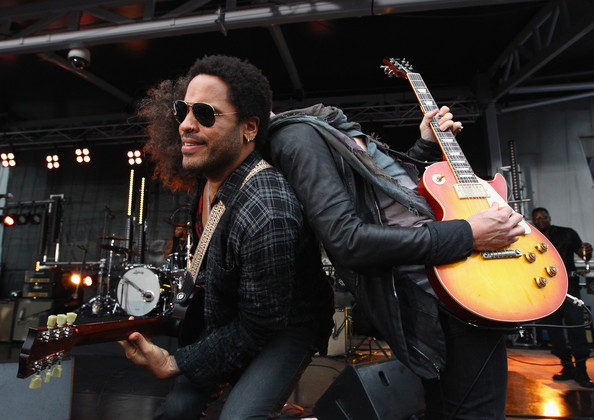 Craig Ross Photos Photos Lenny Kravitz Performs In Fed