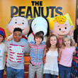 Craig Schulz 'The Peanuts Movie' Cast Photocall at Knott's Berry Farm