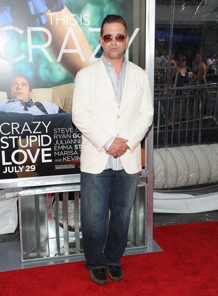 "Stephen Baldwin attends the ""Crazy, Stupid, Love."" World Premiere at the Ziegfeld Theater on July 19, 2011 in New York City."