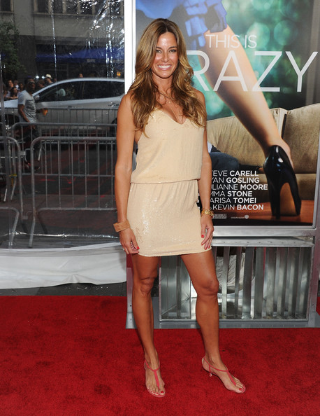 "Kelly Bensimon attends the ""Crazy, Stupid, Love."" World Premiere at the Ziegfeld Theater on July 19, 2011 in New York City."