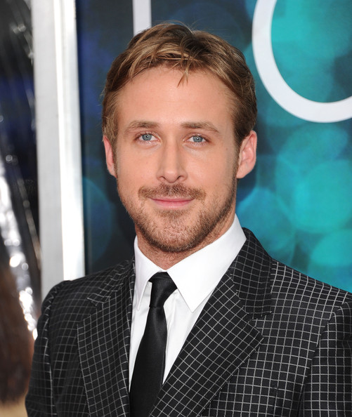 "Actor Ryan Gosling attends the ""Crazy, Stupid, Love."" World Premiere at the Ziegfeld Theater on July 19, 2011 in New York City."