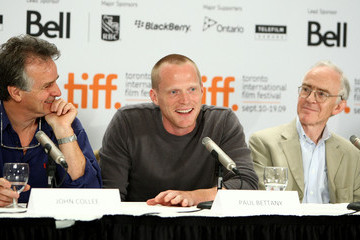 "Randal Keynes ""Creation"" Press Conference - TIFF 2009"