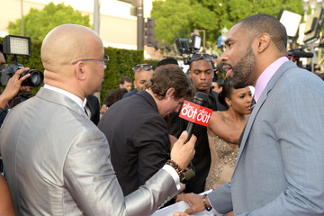 Cress Williams 49th NAACP Image Awards - Red Carpet