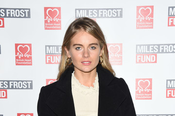 Cressida Bonas Celebrities Rock Up To School Of Rock Preview To Support Miles Frost Fund
