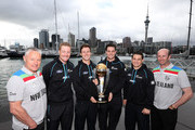 Martin Guptill and Nathan McCullum Photos Photo