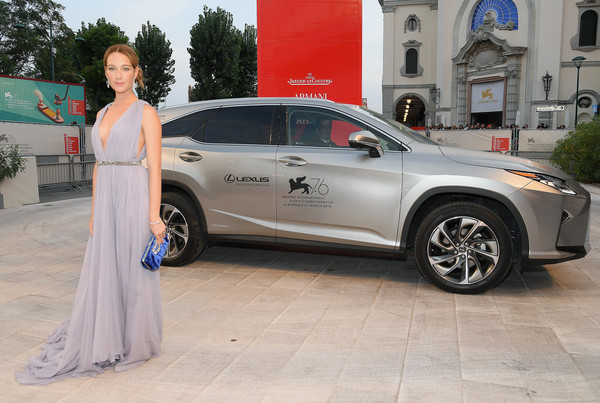 Lexus At The 76th Venice Film Festival - Day 6