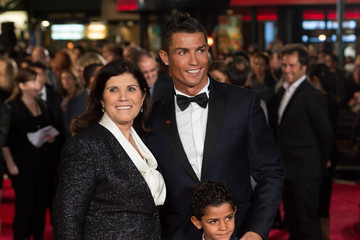 Cristiano Ronaldo 'Ronaldo' - World Premiere - Red Carpet Arrivals