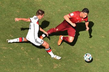 Cristiano Ronaldo Germany v Portugal: Group G - 2014 FIFA World Cup Brazil