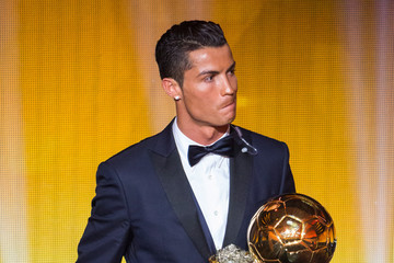 Cristiano Ronaldo Junior FIFA Ballon d'Or Gala