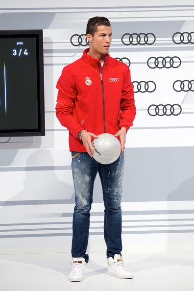 Real madrid audi jacke