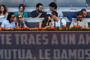 Cristiano Ronaldo Mutua Madrid Open: Day 7