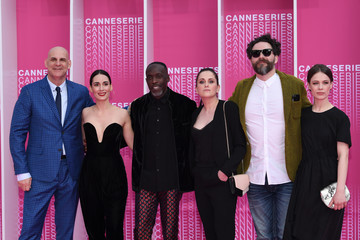 Cristobal Tapia De Veer 'The Truth About The Harry Quebert Affair' Pink Carpet Arrivals - The 1st Cannes International Series Festival