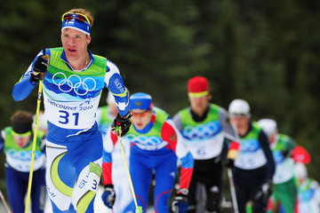 Ville Nousiainen Cross-Country Skiing - Day 17