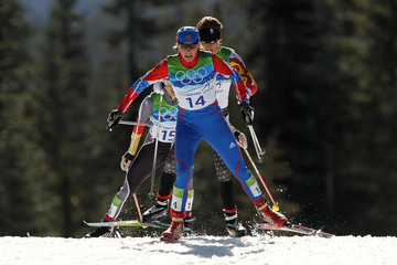 Olga Savialova Cross-Country Skiing - Day 8