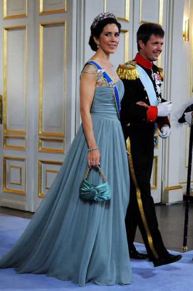 Crown Prince Frederik and Princess Mary Photos Photos - Wedding Of ...