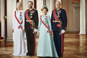 Crown Prince Haakon Of Norway European Best Pictures of the Day - January 19, 2016