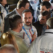Crown Prince Haakon Medal Ceremony - Winter Olympics Day 5