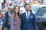 Prince Carl Philip and Princess Sofia of Sweden Photos Photo