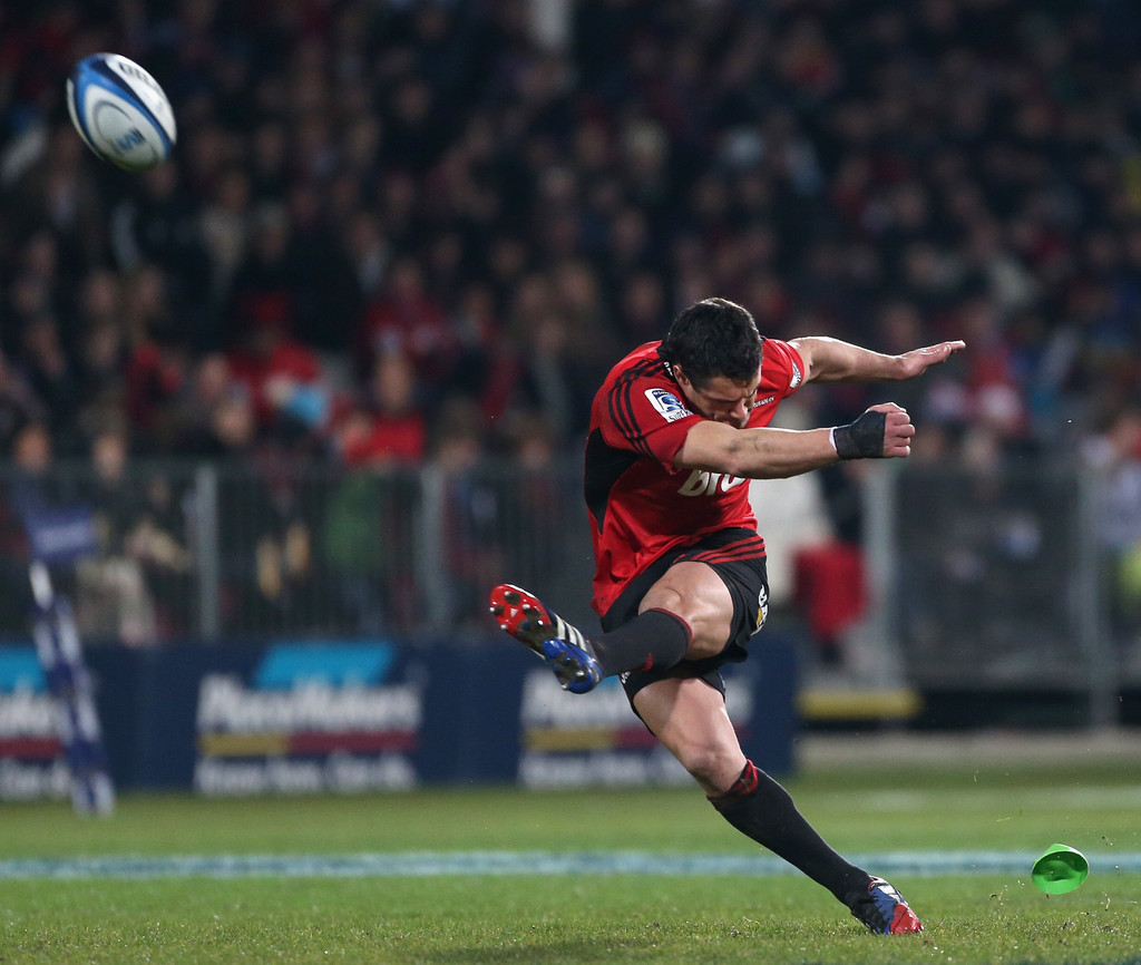 Crusaders v Reds - Super Rugby Qualifying Final - Zimbio