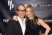 Jill Hennessy and Paolo Mastropietro Photos Photo