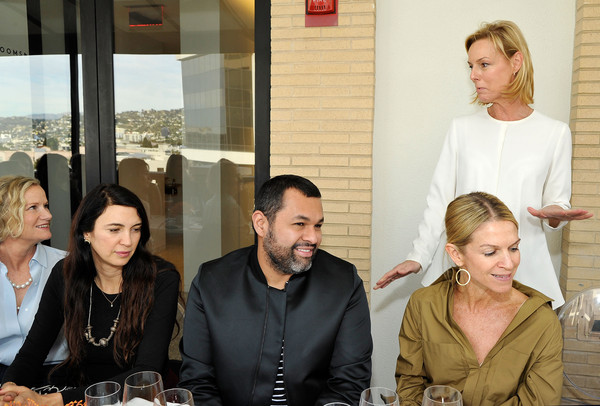 Crystal Lourd, Katherine Ross, And Barneys New York Host A Luncheon With Juan Carlos Obando