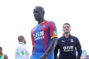Mamadou Sakho of Crystal Palace looks dejected after the Premier League match between Crystal Palace and Southampton FC at Selhurst Park on September 1, 2018 in London, United Kingdom.