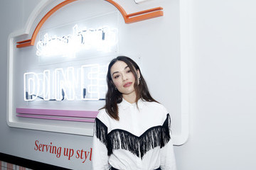 Crystal Reed Shopbop Presents The Shopbop Diner