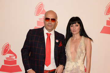 Cucu Diamantes Andres Levin Miguel Bose Honored in Las Vegas
