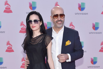 Cucu Diamantes Andres Levin 16th Latin GRAMMY Awards - Arrivals
