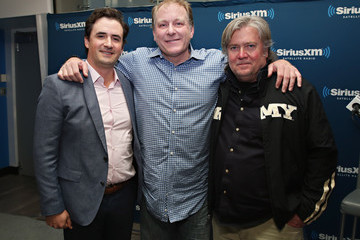 Curt Schilling Former ESPN Analyst Curt Schilling Talks About His ESPN Dismissal And Politics With SiriusXM Patriot Host Stephen K. Bannon